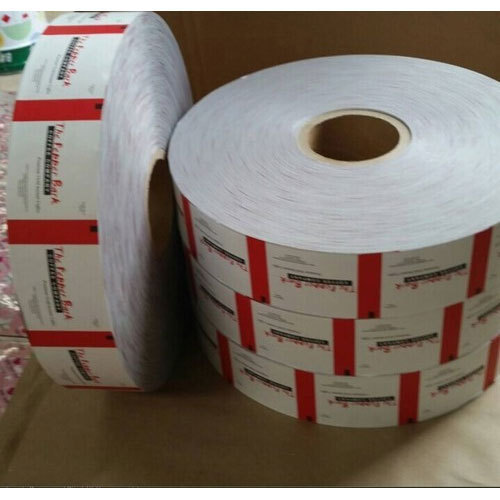Multicolor Printed Wax Paper Lamination Roll