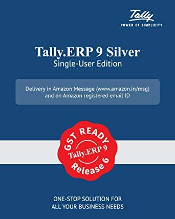 Tally.Erp9 Services For Silver User