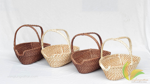 Beautiful and Useful Handicraft Basket