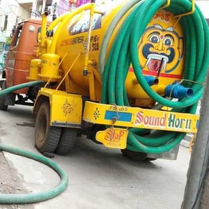Fast Septic Tank Cleaning Service