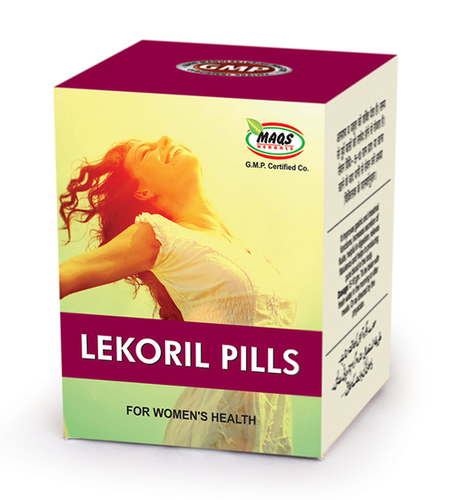 Likoril Pills (Leucorrhoea) Age Group: For Adults