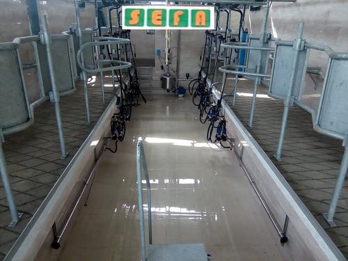 Automatic Milking Parlour