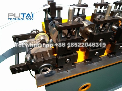 Semi-Automatic Ceiling T Grid Roll Forming Machine