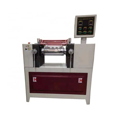 Lab Rubber Two Roll Mills