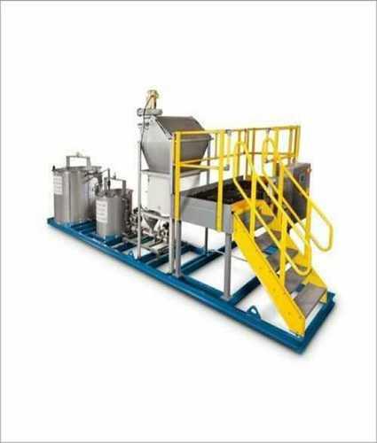 Mild Steel Material Handling System