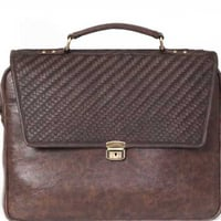PU Leather Laptop Bag