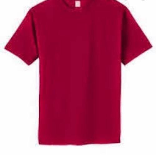 Round Neck Men T Shirt