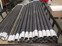 Sic Silicon Carbide Spiral Heating Elements