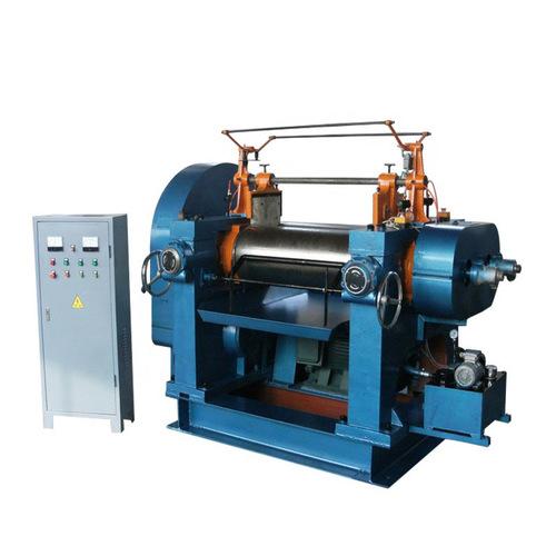 Twin Roll Open Mixing Machine