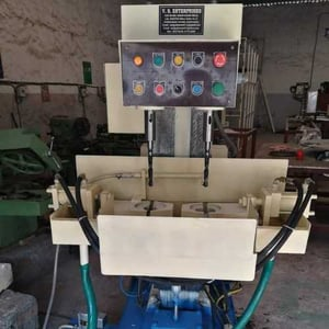 Automatic Multi Spindle Drilling Machine