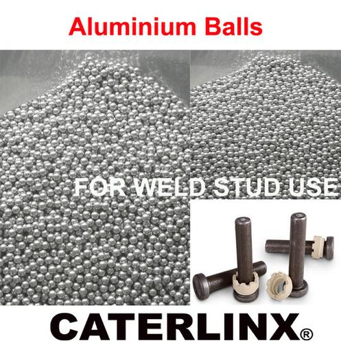 High Quality Aluminium Balls For Weld Studs Use