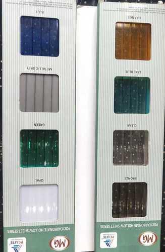 Multi Color Polycarbonate