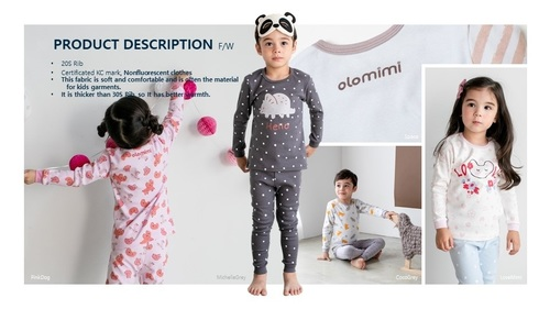 New Arrival Olomimi Sleepwear Bust Size: 50-75 Depending On Model  Centimeter (Cm)