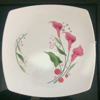 Square Shape Dinner Plate