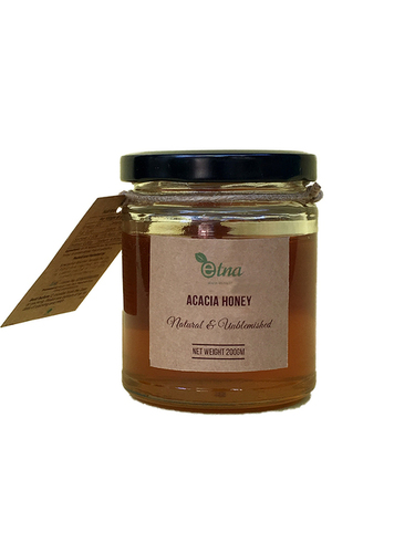 Food Grade Yellow Acacia Honey