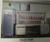 Fully Automatic Energy Meter Test Bench