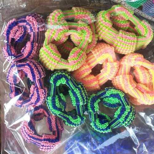 Multicolour Soft Hair Band