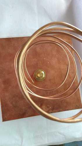 Earthing Plate Copper 12swg