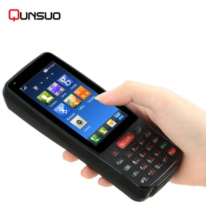 Industrial Rugged Data Collector Handheld PDA Android Barcode Scanner
