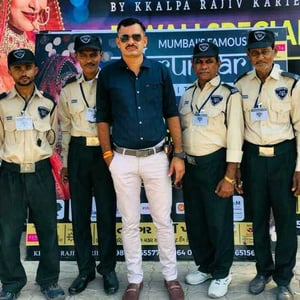 Male And Women Security Guard Services