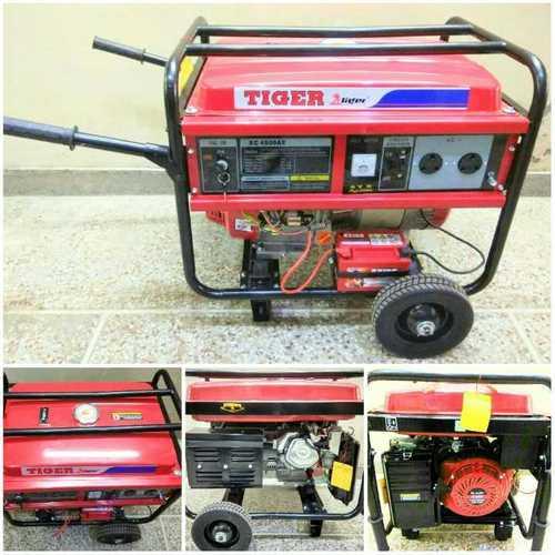 Ec4500Ae Tiger Gasoline Generator Engine Type: 4-Stroke