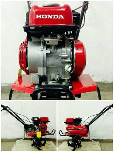 Red Fj - 300 Honda Power Tiller