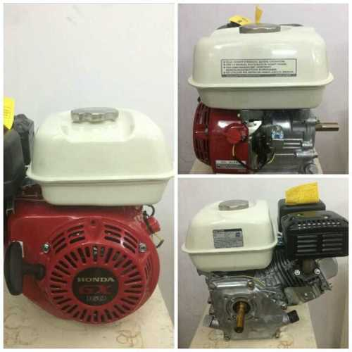 Gx-160 Honda Portable Engine Engine Type: 4-Stroke