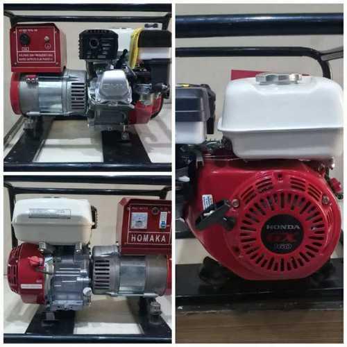 Honda Gx160 Engine 2000 Ac Fuel Tank Capacity: 3.3 Liter (L)