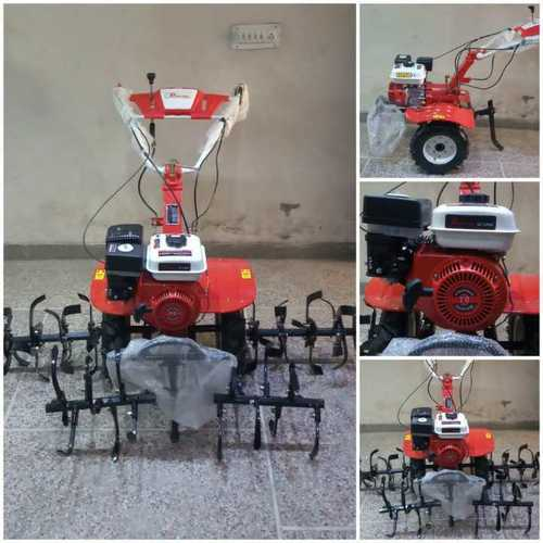 Sc - 1000 Riga Italy Power Tiller Engine Type: 4 Stroke