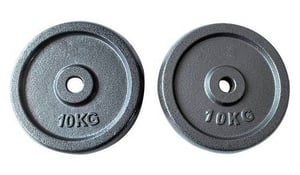 Trancy Gym Weight Lifting Plates