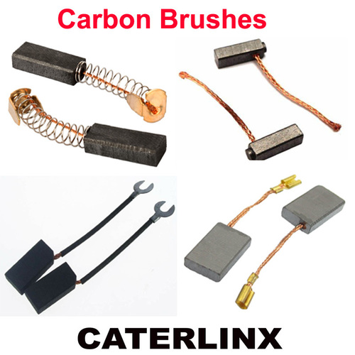 Carbon Brushes For Motor Use