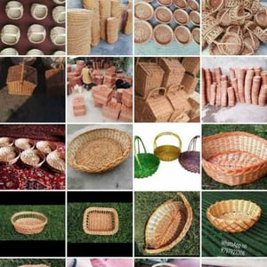 Gifting Willow Wicker Baskets