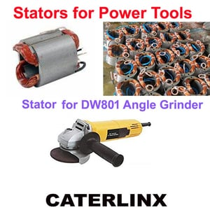 Stators for Power Tools ( DW801 Angle Grinder)