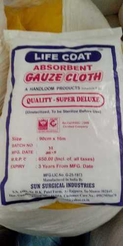 Super Deluxe Quality Absorbent Gauze Cloth