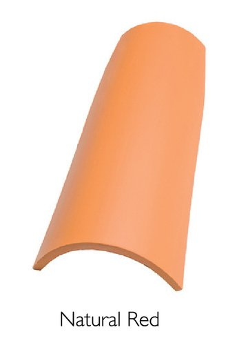 Heat Insulation Canal 50 Clay Roof Tiles