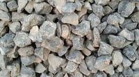 Eco Friendly Crushed Stone Aggregate