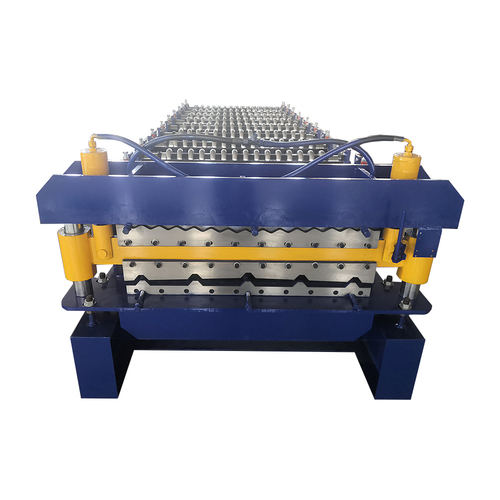 Roof Tile, Wall Panel Roll Forming Machine Certifications: Whatsapp-008615232975068