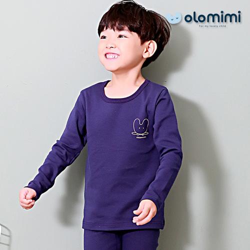 Purple Comfortable Boy Night Suit