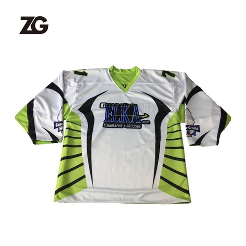 Custom Reversible Hockey Jersey