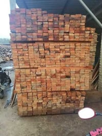Highly Resistant Wooden Timber