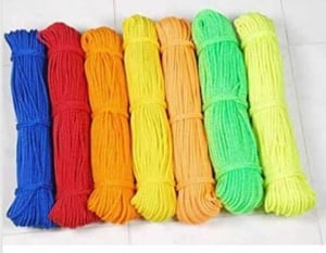 Industrial Plastic Colored Rope