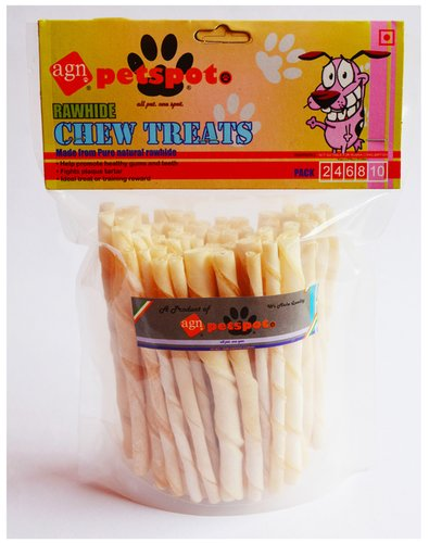 Rawhide Dog Chew Certifications: Crisil