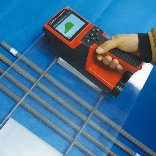 ZBL-R660 Integrated Rebar Ferro Scanner