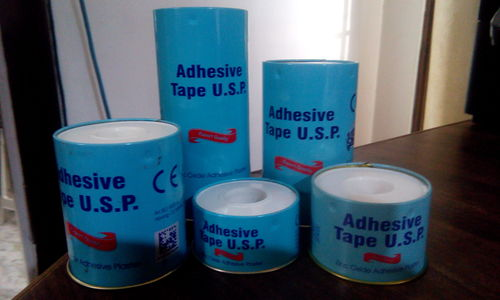 Brown Adhesive Tape U.S.P. (Fabric Base)