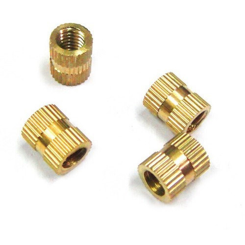 Brass Moulded Inserts