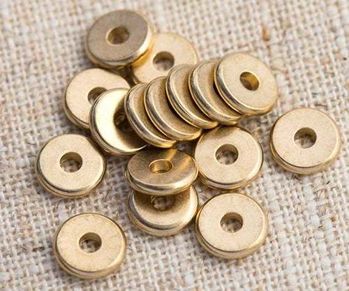 Brass Spacer Washer