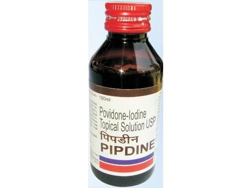 Povidone-Iodine Topical Solution Usp