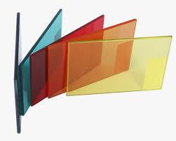 Multicolor Pvb Color Laminated Glass