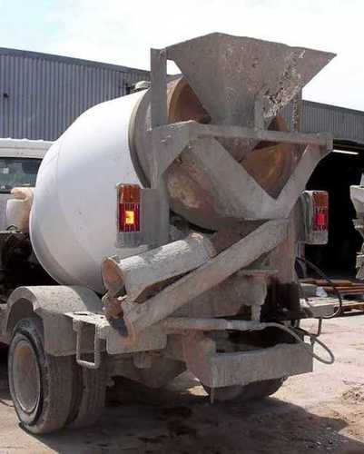 Ready Mix Concrete Transit Mixer
