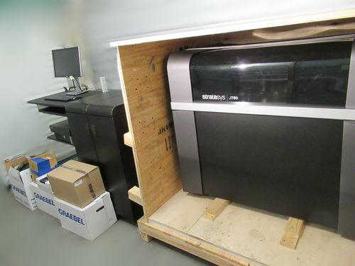 Stratasys J750 And J735 Digital Anatomy 3D Printers